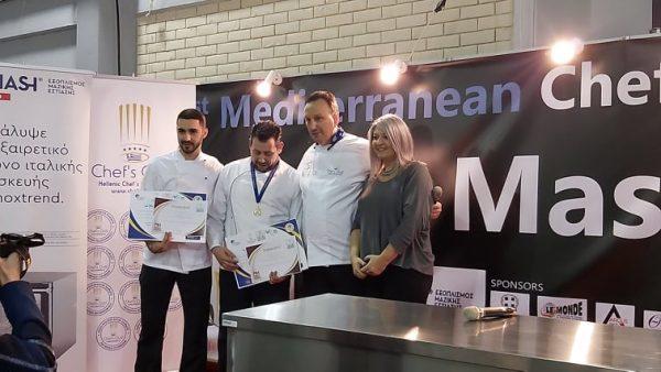 Χορηγός Βραβείων η ACTA σε chef και pastry chef
