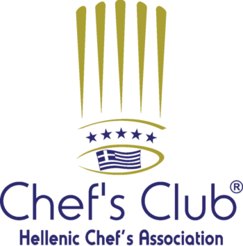 Chefs Club Hellenic Chefs Association Logo
