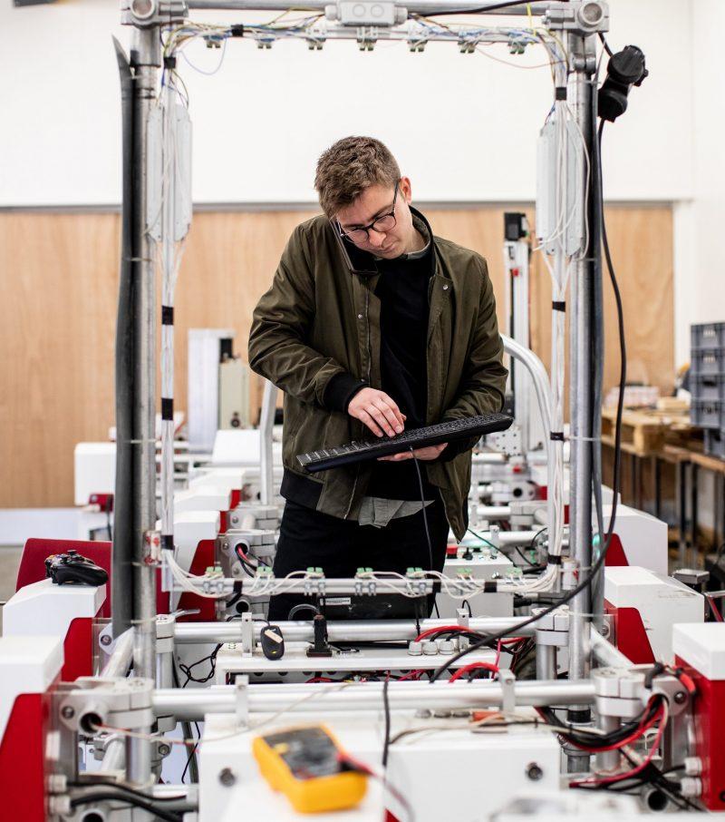 Εκπαιδευτική Ρομποτική Σεμινάρια Μόρια για Προσλήψεις