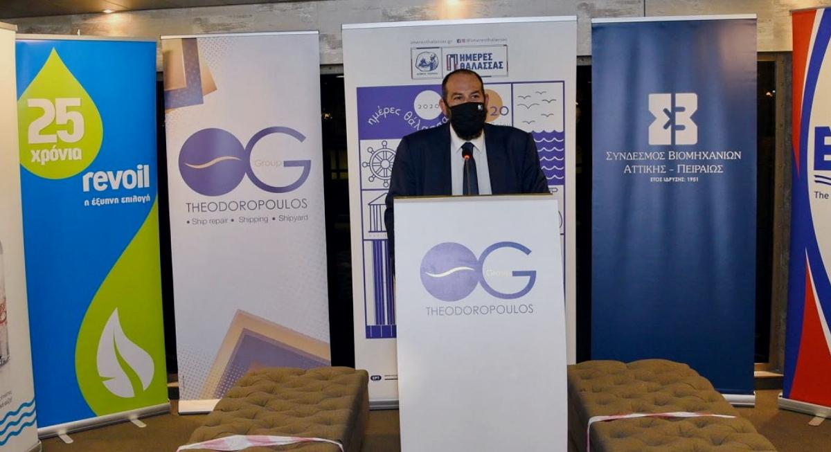 Θεοδωρόπουλος Covid Prevent ACTA