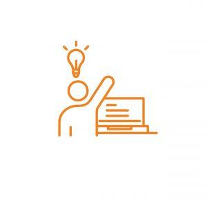 βήματα συμμετοχής icon 1 orange-01